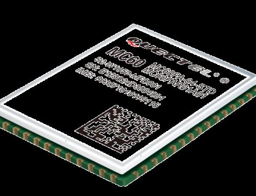 Hot! Ultrakompaktes GSM/GPRS, GNSS und Bluetooth Quadband-Modul