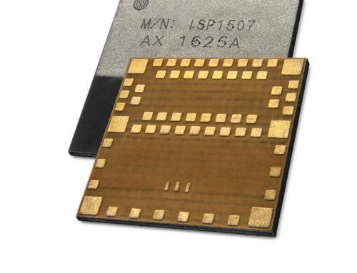 ISP1507 – extrem kleines Bluetooth Smart Modul