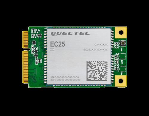 EC25-A MiniPCIe