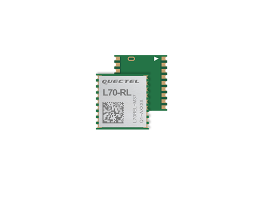 GPS module L70-RL + built-in LNA