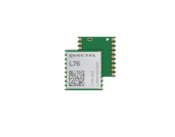 Quectel GNSS-Modul L76 für IoT-Applikationen