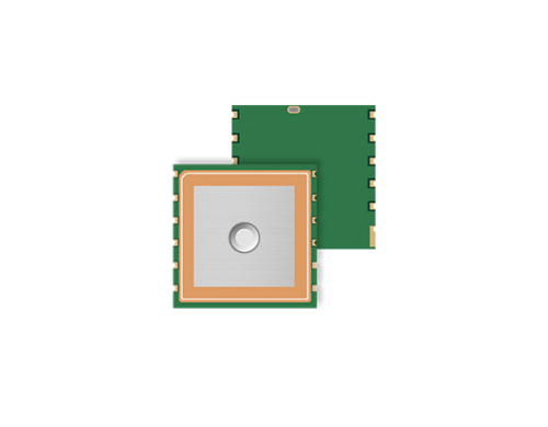 GPS Patch on Top-module L80