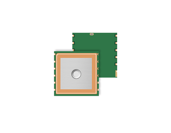 GPS Patch on Top-module L80