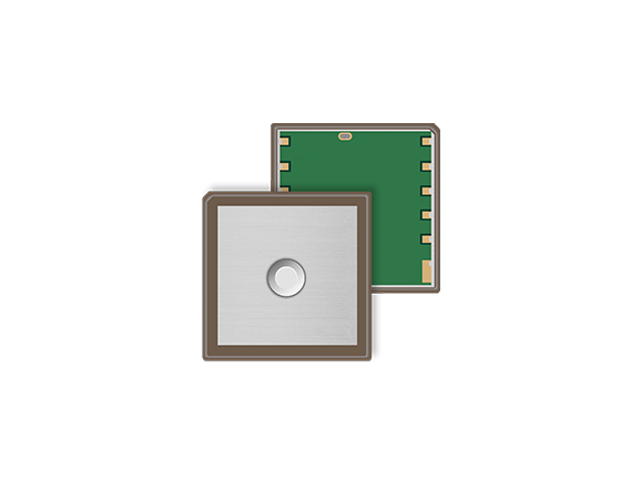 GNSS Patch on Top-module L86