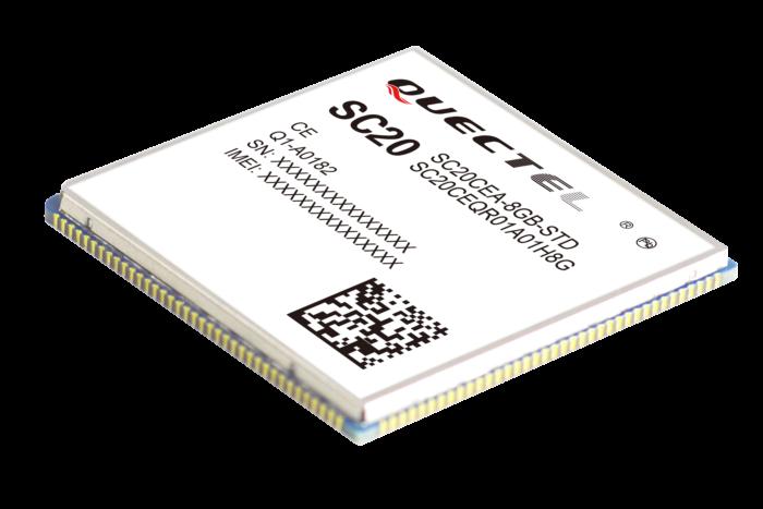 SC20-E Multi-Mode-LTE Modul