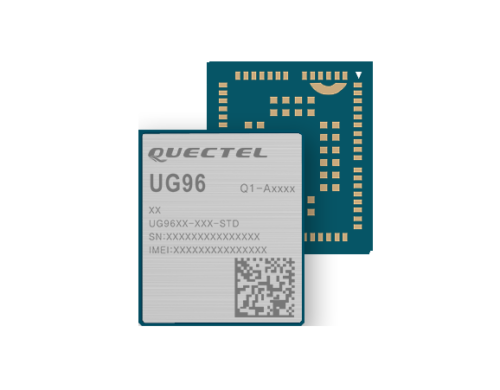 Quectel UG96 Penta-Band-Modul
