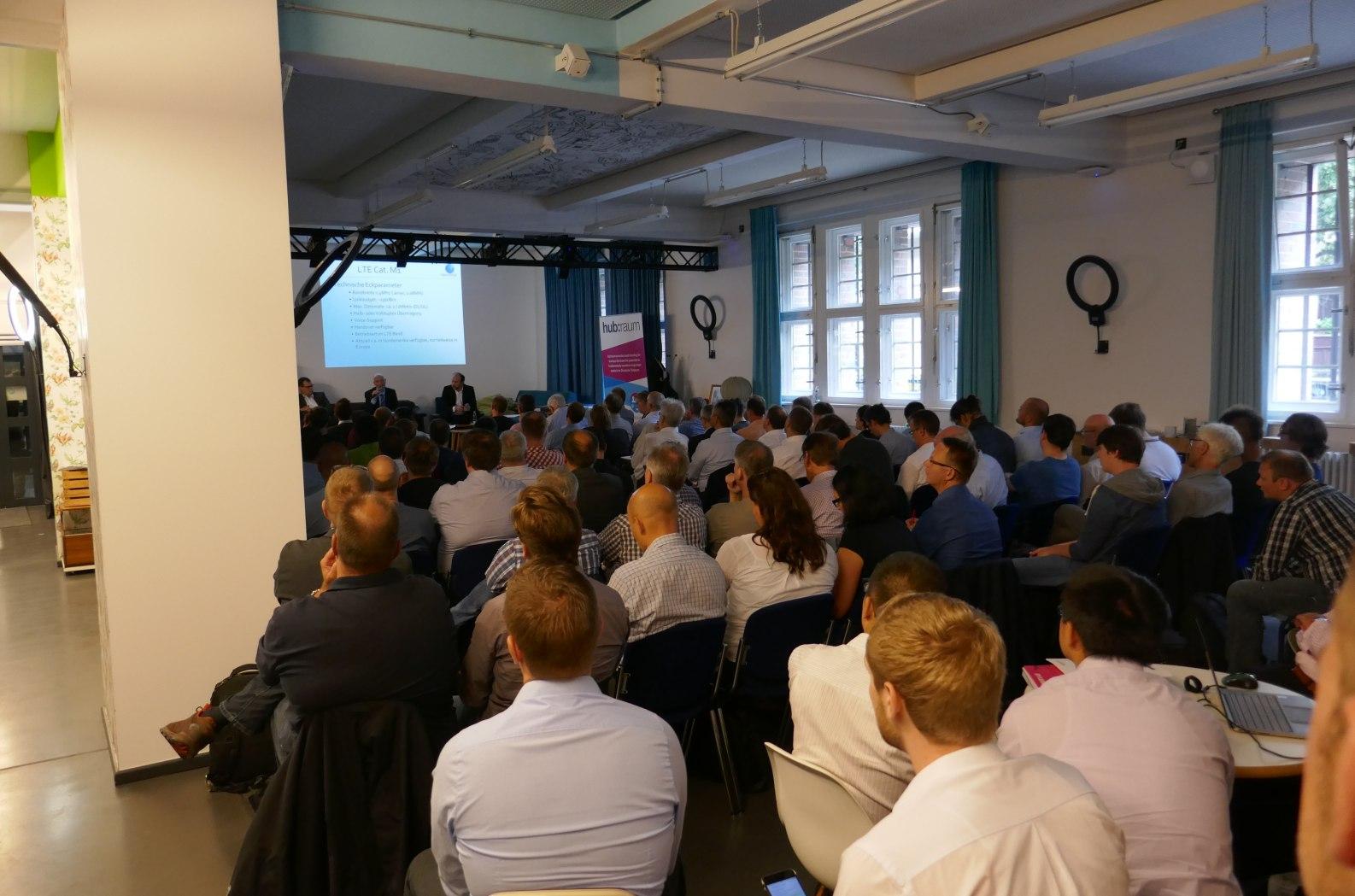 Bild NB-IoT Seminar