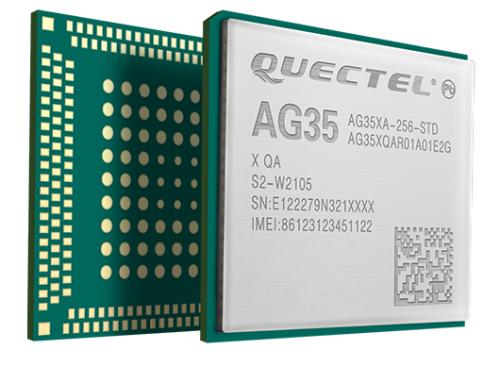 AG35 – IATF 16949-konformes LTE Cat.4-Modul für automotive Anwendungen