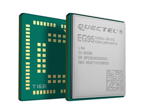 EG95 – brandneues LTE Cat. 4-Modul für den IoT- und M2M-Markt