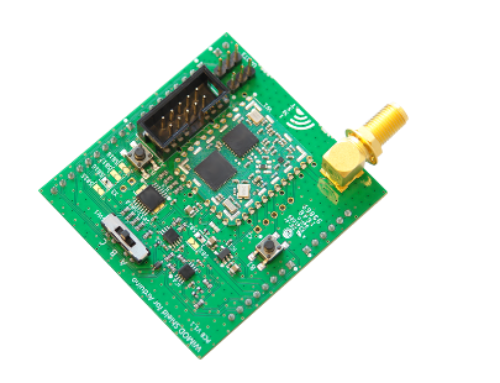 IMST WiMOD Arduino Library:  Kommunikation über LoRaWAN