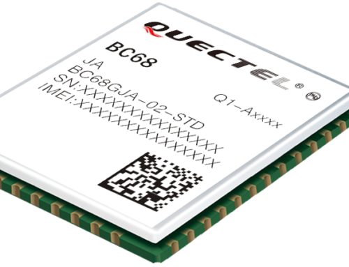 BC68 – Neues ultra-kompaktes Multi-Band-NB-IoT-Modul