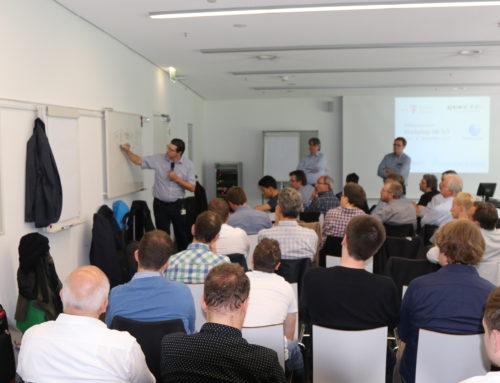 Vierter Workshop zu NB-IoT – LTE Cat M1 & NB1 am 5. Dezember bei Stuttgart