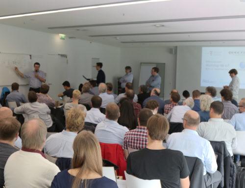 Dritter Workshop zu NB-IoT – LTE Cat M1 & NB1 am 23. November in St. Pölten