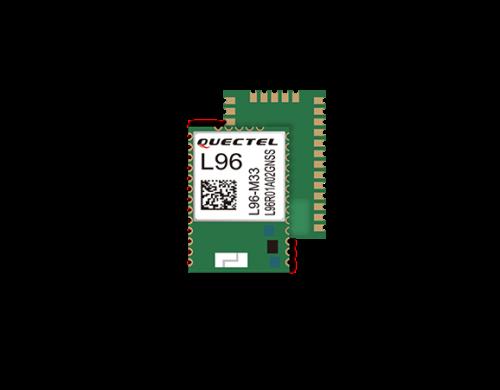 L96 multi-GNSS-receiver-Modul