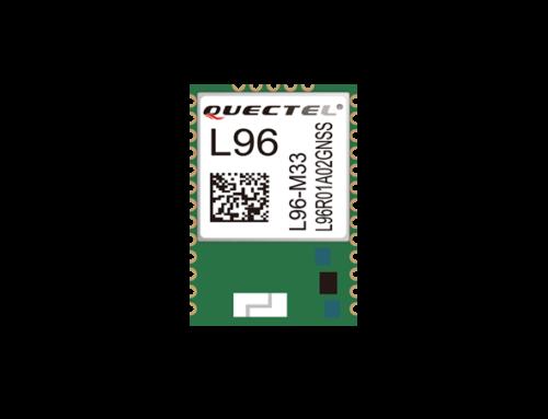 L96 – extrem kompaktes GNSS-Modul mit Chipantenne