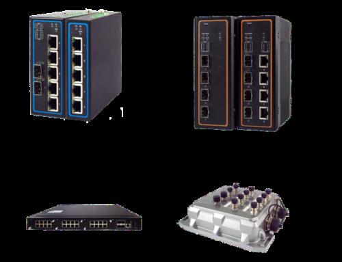 ATOPs neueste Switches für Bahnanwendungen – mit EN50155- und EN50121-4-Zertifizierung