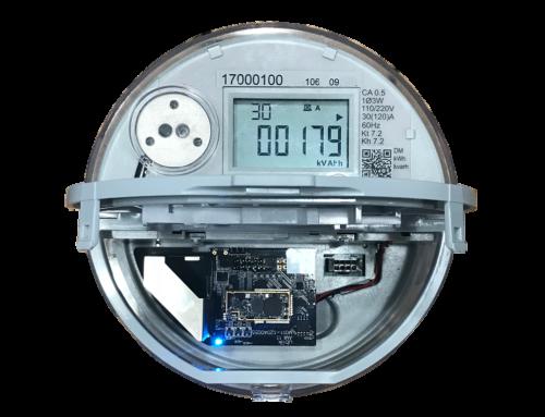 Long Range Smart Metering