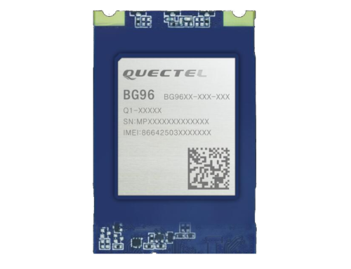 BG96 – jetzt auch im praktischen MiniPCIe-Format
