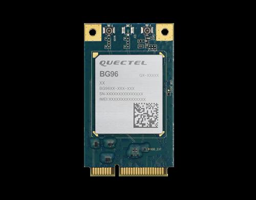 BG96MiniPCIe für IoT-Applikationen