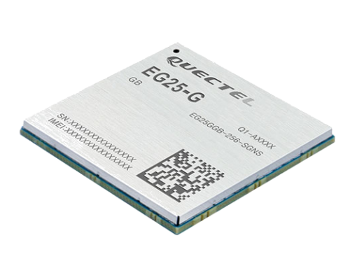EG25-G: Globales Multi-Band-LTE Cat. 4-Modul