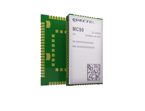 MC90 – Brandneues GSM/GPRS/GNSS/WiFi-Modul
