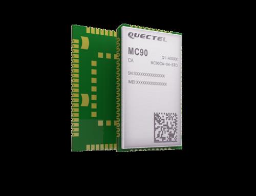 MC90 – Brandneues GSM/GPRS/GNSS/WiFi-Modul