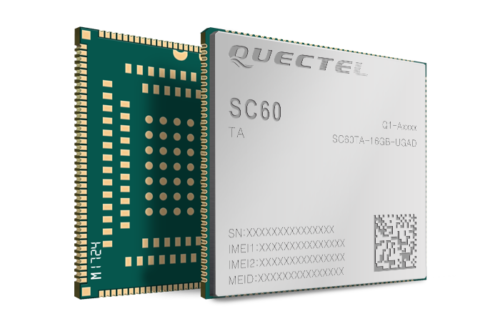 SC60-E Multi-Mode-LTE Modul