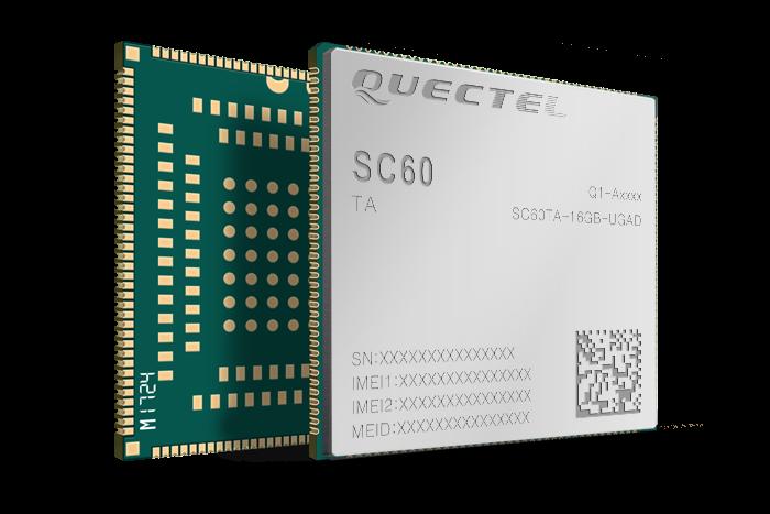 SC60-E Multi-Mode-LTE Modul