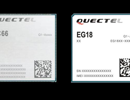 Neueste Quectel-Produkte: SC66 & EG18