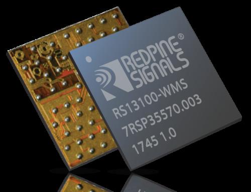 RS13100: Dual-Mode-Module von Redpine Signals
