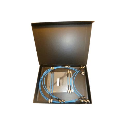 HF-Kabelset 4.0 für Labor und Forschung