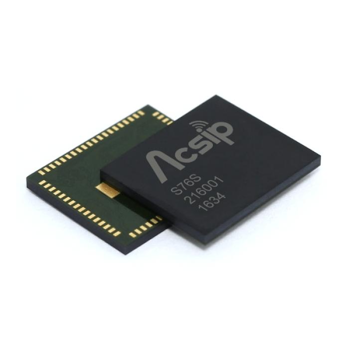 AcSiP S76S LoRa-Modul