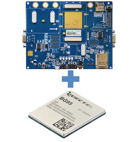 BG95-M3 Development Kit