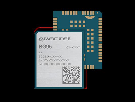 Quectel LPWA-Modul BG95-M1 mit GNSS-Funktionalität