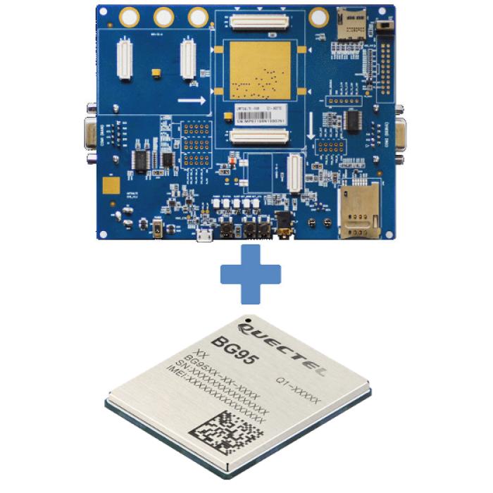 BG95-M1 Development Kit