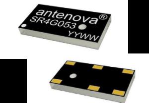 GNSS-Antenne Raptor von Antenova für Ortungsapplikationen
