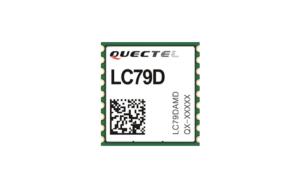 Dual-Band high-precision-GNSS für IoT