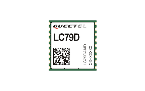 LC79D Dual-Band GNSS Modul