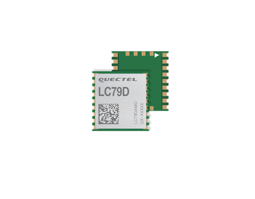 LC79DAMD Dual-Band GNSS Modul