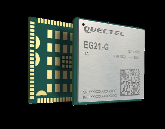 EG21-G LTE Cat.1-Modul