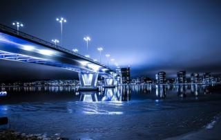 Intelligente Straßenbeleuchtung mit dem Quectel BC92