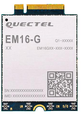 EM16-G Cat.16-Modul für weltweite IoT-Applikationen