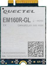 Quectel EM160R-GL Cat.16-Modul für weltweiten IoT-Einsatz