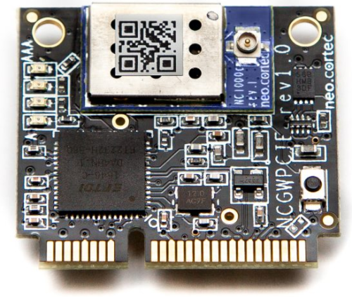 PCINC1000C-9 MiniPCIe Card
