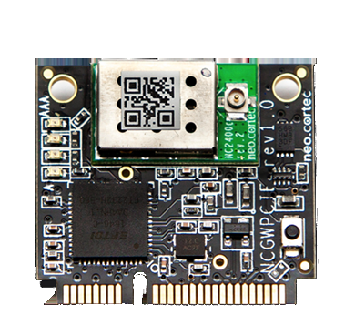 PCINC2400C MiniPCIe Card