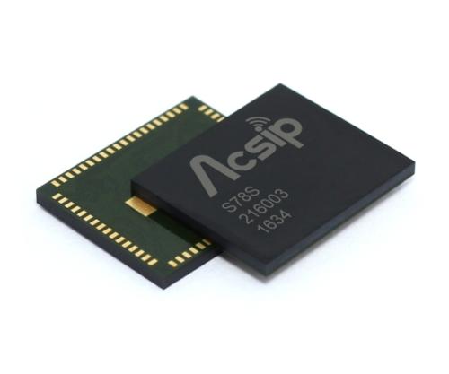 AcSiP S78S LoRa-Modul