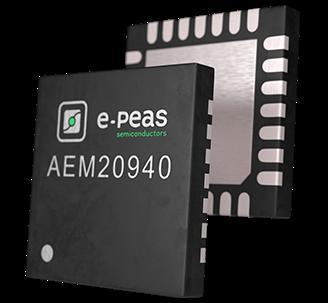 AEM20940–Energy Harvesting Power Management IC