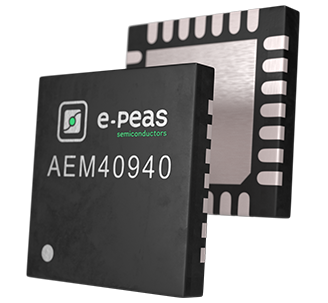 AEM40940–Energy Harvesting Power Management IC