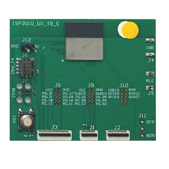 ISP3010-UX-TB Ultra-Wide-Band-Test-Board