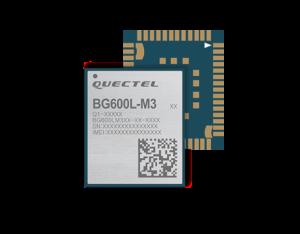 Multi-Mode LPWA-Modul BG600L-M3 von Quectel für IoT